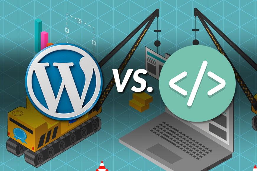 Wordpress versus Desarrollo